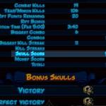 Skull Score