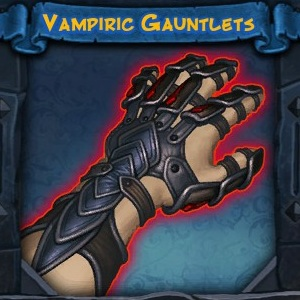 Vampiric Gauntlets