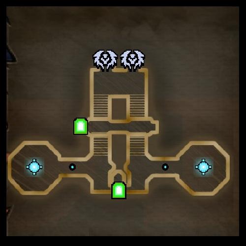 Stairs of Doom Map from Orcs Must Die 2