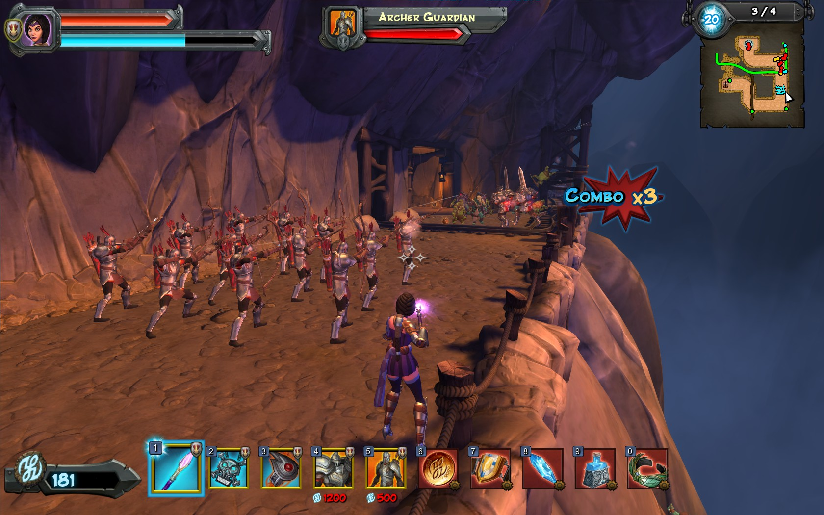 Orcs must die nude pics sexy image