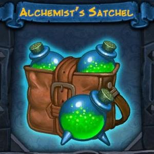 Alchemist's Satchel
