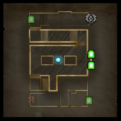 The Squeeze Map from Orcs Must Die 2