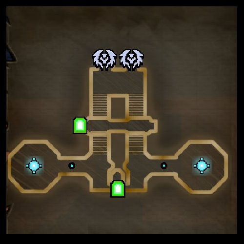 Stairs of Doom Map from Orcs Must Die 2