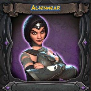 Sorceress Exiled Vanity Skin from Orcs Must Die 2
