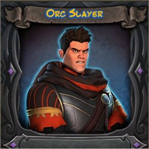 War Mage Orc Slayer Vanity Skin from Orcs Must Die 2